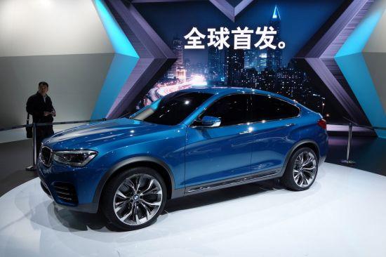 BMW X4 Shanghai