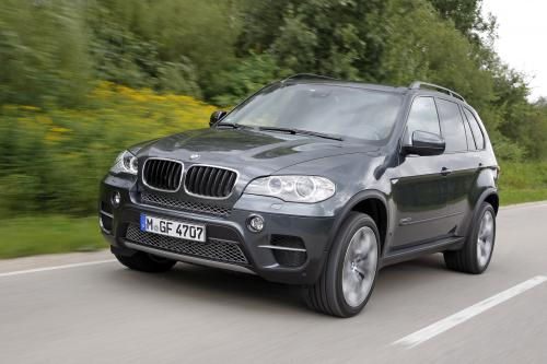 BMW X5/X6 отдельных
