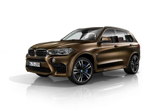 BMW X5 M and X6 M Individual