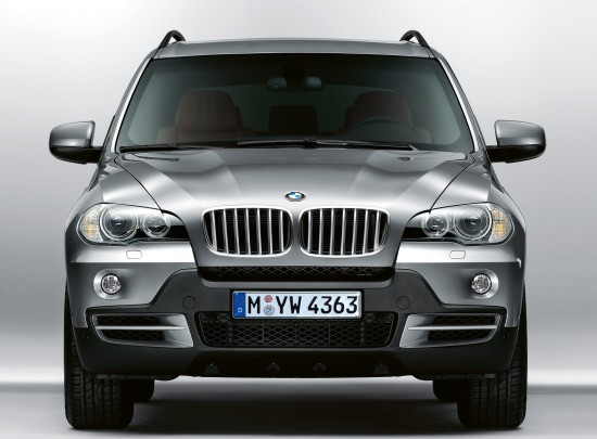 BMW X5 Security