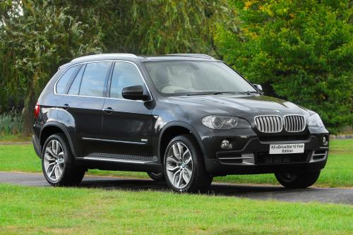 BMW X5 xDrive35d 10-Year Anniversary Limited Edition