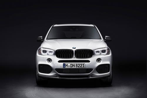 На BMW M Производительность части для BMW Х5 xDrive35i