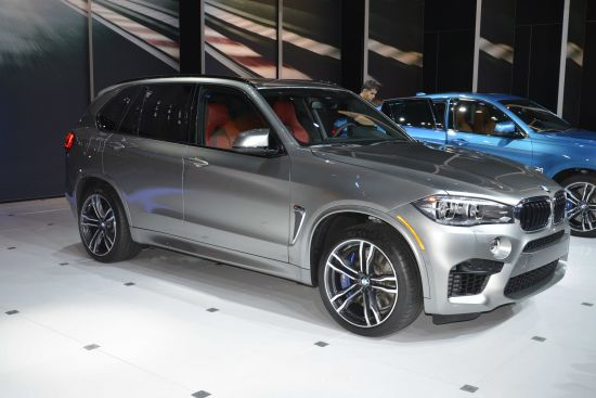 BMW X5M Los Angeles