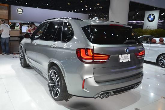 BMW X5M Los Angeles