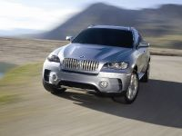 BMW X6 ActiveHybrid, 5 of 8