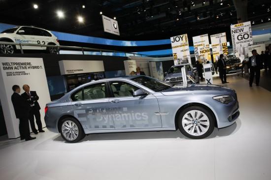 BMW X6 EfficientDynamics Frankfurt