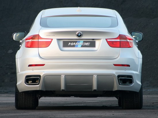 BMW X6 HARTGE Aerodynamic Kit