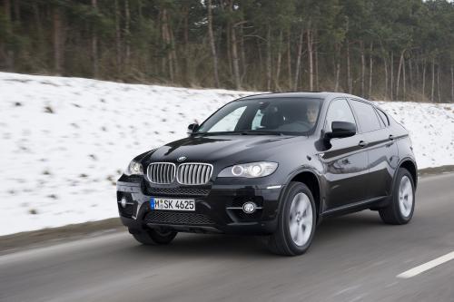 BMW X6 individual - фотогаллерея