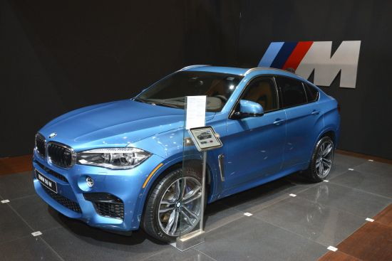 BMW X6 M Chicago