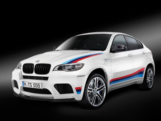 BMW X6 M Design Edition
