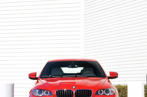 BMW X6 M и BMW X5 M Make World дебютирует в 2009 году