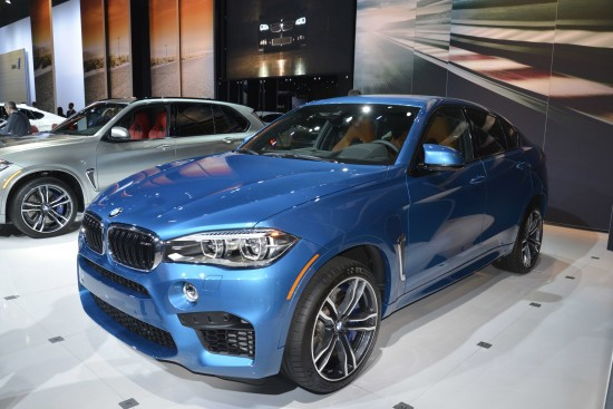 BMW X6M Los Angeles