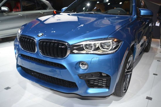 BMW X6M Los Angeles