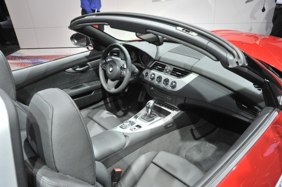 BMW Z4 Detroit