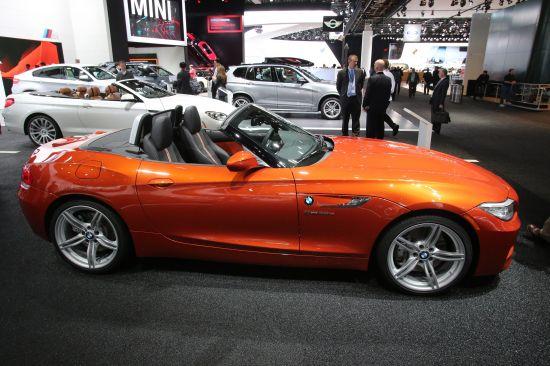 BMW Z4 sDrive 35is Detroit