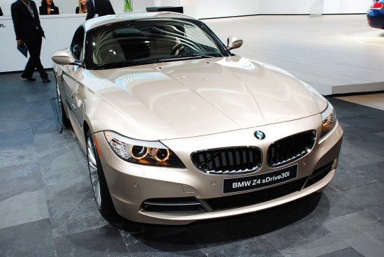 BMW Z4 sDrive30i Detroit