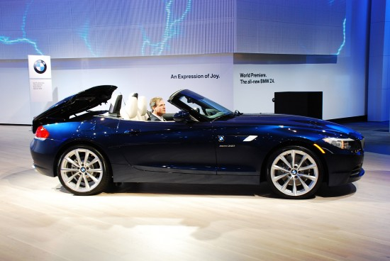 BMW Z4 sDrive35i Detroit