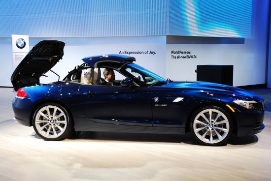 BMW Z4 sDrive35i Detroit