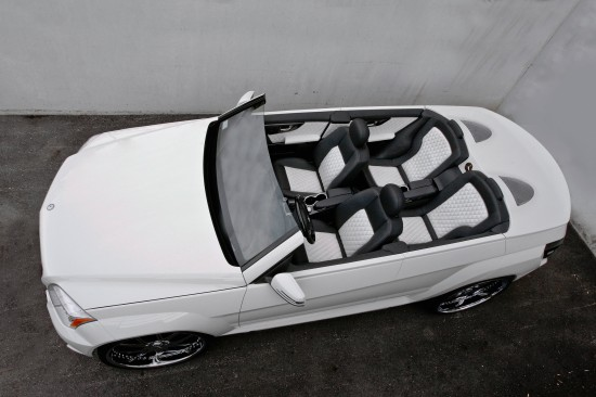 Boulevard Customs Mercedes-Benz GLK Urban Whip