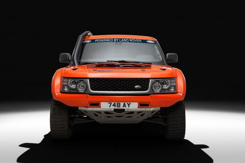 Bowler EXR ралли авто и EXR S road автомобиля powered by Land Rover