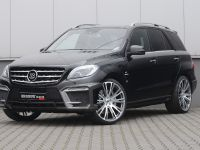 Brabus 2012 Mercedes-Benz ML 63 AMG, 1 of 11
