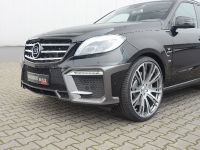 Brabus 2012 Mercedes-Benz ML 63 AMG, 2 of 11