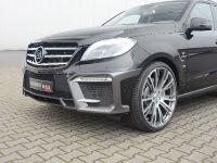 Brabus 2012 Mercedes-Benz ML 63 AMG, 2 of 11