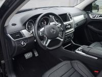 Brabus 2012 Mercedes-Benz ML 63 AMG, 8 of 11