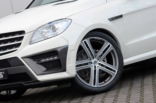 Brabus  Mercedes-Benz ML Widestar