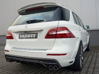 Brabus 2012 Mercedes-Benz ML Widestar, 6 of 8