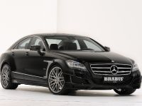 BRABUS 2012 Mercedes CLS Coupe, 2 of 19