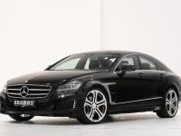 BRABUS 2012 Mercedes CLS Coupe, 3 of 19