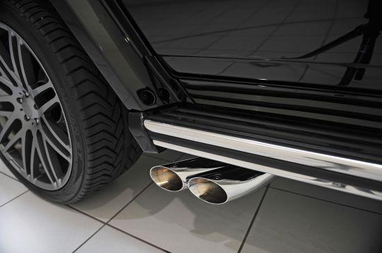 Brabus  Mercedes G 63 AMG