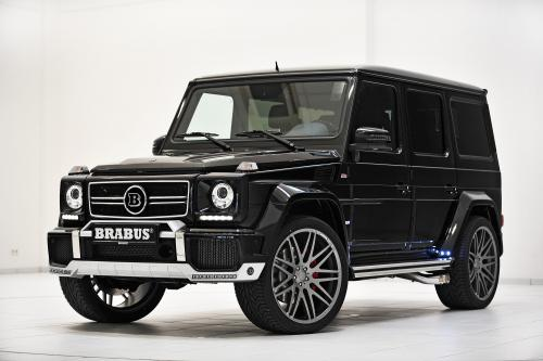 Brabus 2012 Mercedes G 63 AMG, 1 of 39