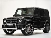 Brabus 2012 Mercedes G 63 AMG, 7 of 39