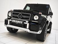 Brabus 2012 Mercedes G 63 AMG, 10 of 39
