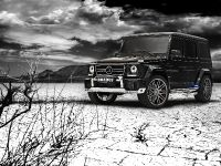 Brabus 2012 Mercedes G 63 AMG, 11 of 39