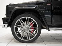 Brabus 2012 Mercedes G 63 AMG, 13 of 39
