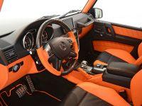 Brabus 2012 Mercedes G 63 AMG, 32 of 39