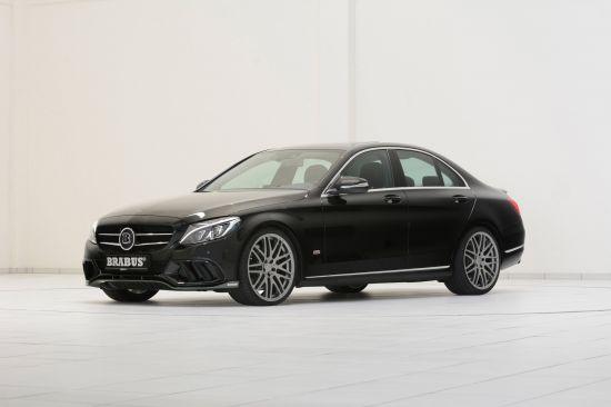 Brabus  Mercedes-Benz C-Class W205