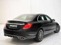 Brabus 2014 Mercedes-Benz C-Class W205, 13 of 41