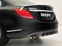 Brabus 2014 Mercedes-Benz C-Class W205, 24 of 41