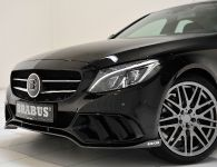 Brabus 2014 Mercedes-Benz C-Class W205, 26 of 41