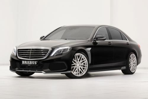 Brabus 2014 Mercedes-Benz S-Class, 1 of 10