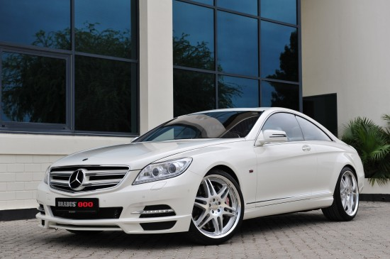 BRABUS Mercedes-Benz 800 Coupe