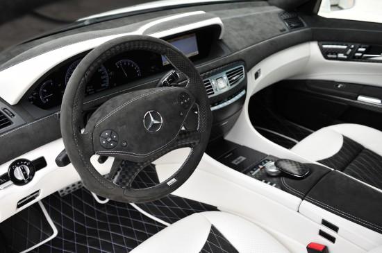 BRABUS Mercedes-Benz 800 Coupe