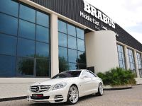 BRABUS Mercedes-Benz 800 Coupe, 3 of 16