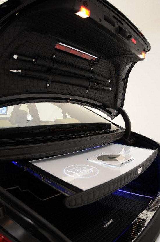 BRABUS 800 iBusiness 2.0 Mercedes-Benz