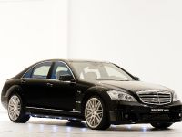 BRABUS 800 iBusiness 2.0 Mercedes-Benz, 1 of 26