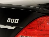 BRABUS 800 iBusiness 2.0 Mercedes-Benz, 4 of 26